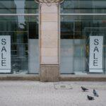 Lockdown trifft Einzelhandel zu Jahresbeginn hart
