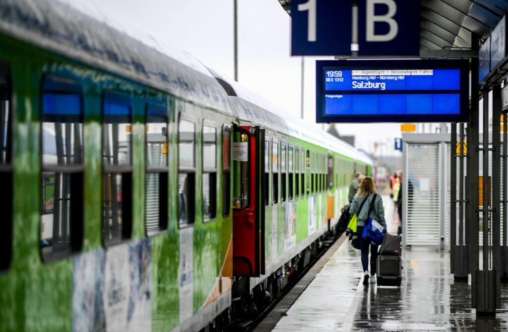 Deutsche Bahn plant neue Nachtzugverbindungen durch Europa