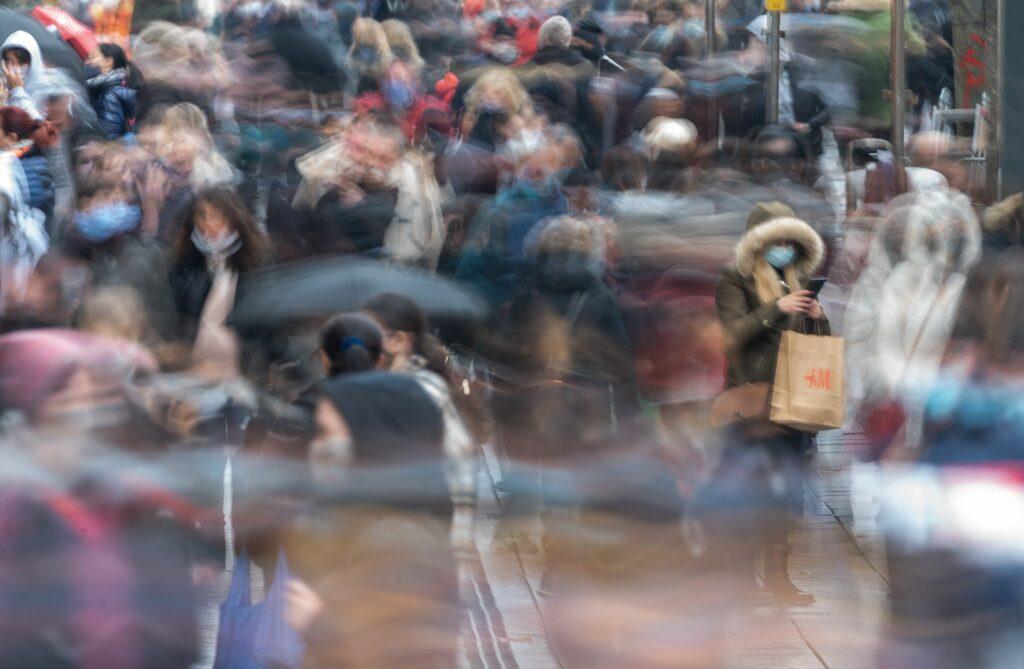 Einzelhändler: Baldiger Lockdown wäre Ende der Innenstädte