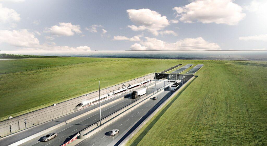 Dänemark beginnt mit Bauarbeiten für Fehmarnbelt-Tunnel