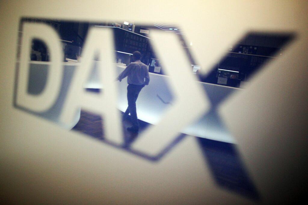 Dax nimmt im Rekordlauf die 14.100-Punkte-Hürde