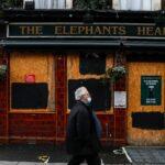Tausende Pubs und Restaurants in Großbritannien pleite