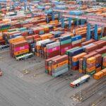 Globale Geschäftsaussichten deutscher Firmen auf Tiefpunkt