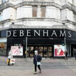 Britisches Warenhaus Debenhams schließt nach 243 Jahren