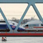 Scheuer dringt auf Ausbau direkter europäischer Bahnlinien