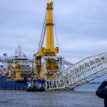 Nord Stream darf zwei Kilometer Leitung legen