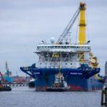 Nord Stream darf Leitung in deutschen Gewässern legen