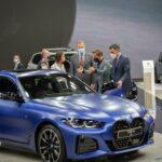 BMW startet Serienproduktion des «Tesla-Fighters» i4